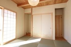 断熱に優れた工法で夏涼しく、冬暖かい家。