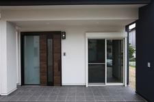 土間×塗り壁×木の家/ゼロエネ住宅