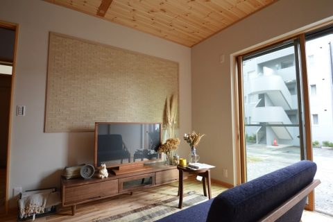 共働き夫婦が選んだ 小屋裏付 家事分散の家 @浜松