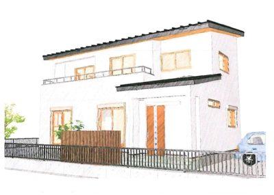 +1Rの家