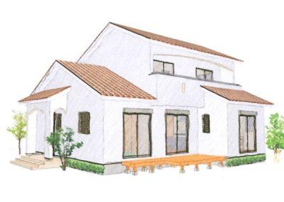 ナチュラルな空間に癒され、安心快適な暮らしを実現する家
