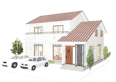 家そのものが呼吸するような自然素材の豊かな空間。