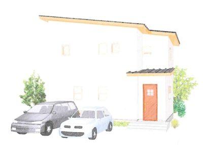 収納空間をきちんと備えた家