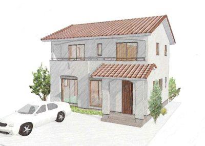 ナチュラルな空間に癒され、安心快適な暮らしを実現する家。