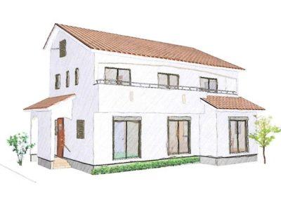 キッチン&お風呂を一緒に使う二世帯住宅