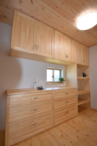 迫力の勾配天井+完全独立の2世帯、しかも長期優良住宅
